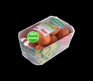 barquette abricots zéro résidus Fruits&compagnie