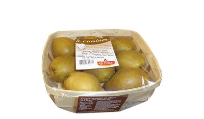 barquette poires martin sec héritage de nos terroirs Fruit&compagnie