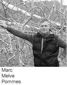 Marc Melve Pommes, arboriculteur Fruits&Compagnie