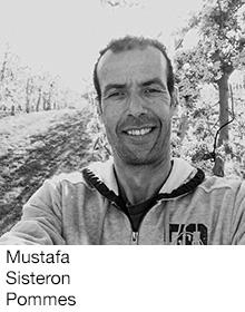 Mustafa Sisteron Pommes, arboriculteur Fruits&Compagnie