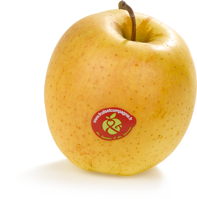 Pomme golden des alpes Fruit &compagnie