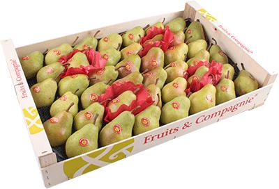 Plateau poires Fruit&compagnie