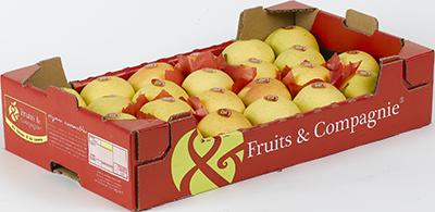 Plateau plaisir pommes Fruit&compagnie