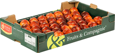 Plateau tradition nectarines Fruit&Compagnie