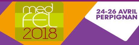 Salon MEDFEL à Perpignan 24, 25 et 26 avril 2018