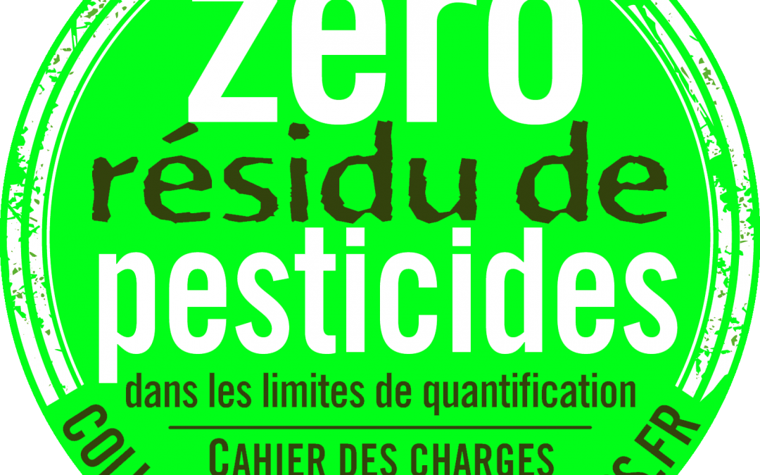 Zéro résidu de pesticides : point d'étape