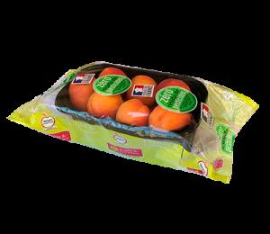 barquette 650 g abricots - gamme zero résidu de pesticide Fruit&compagnie