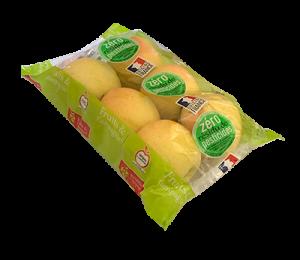 barquette 6 fruits pomme Golden - gamme zero résidu de pesticide Fruit&compagnie
